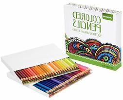 Crayola 100 Colored Pencils, Amazon Exclusive, Adult Colorin
