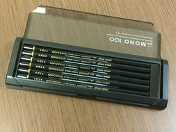 12 - TOMBOW MONO 100 2B - LOWEST PRICE ANYWHERE! Pencils Fam