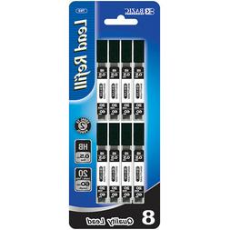 - Bazic 0.5mm Mechanical Pencil Lead Refills, 20 Leads Per