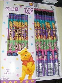 24 Disney Winnie the Pooh Tigger Pencils Birthday Party Scho