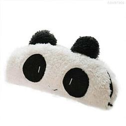 27A7 Plush Pencil Case Panda Tombow Fudenosuke Brush Pen