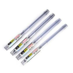 2Pcs HB/2B Lead Refills Tube 0.5mm/0.7mm with Case for Mecha