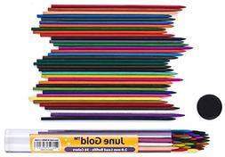36 Pcs Unique Refill Mechanical Pencil Colored Lead For Offi