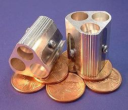 Alvin Magnesium Triple-Hole Sharpeners