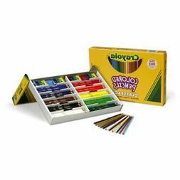 Crayola Colored Pencil Bulk Classpack, 12 Assorted Colors, 2