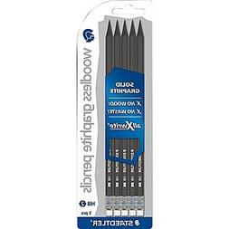 Staedtler allXWrite HB Woodless Graphite Pencils, 5/Pack