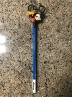 applause mickey mouse pencil topper and pencil