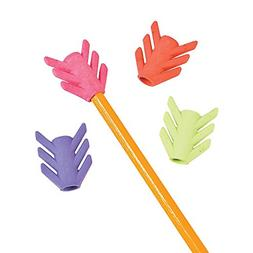 """Arrow Pencil Toppers  Rubber. 1"""" x 1 1/2"""""""