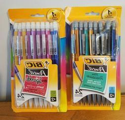 BIC Xtra-Precision Mechanical Pencil  2 packs, SPARKLE  0.5m