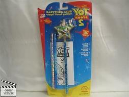 Buzz Lightyear * Talking Pencil Topper * Disney Pixar