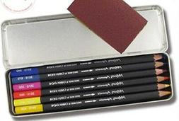 Caran D'ache Museum Aquarelle Soft Watercolour Pencil Set -