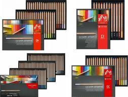 Caran d'Ache Pastel Pencils  | Sets of 12 / 20 / 40 / 76 Ass