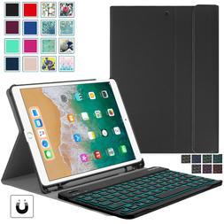 Fintie Case for iPad Air 3 Gen 2019/iPad Pro 10.5 2017+7 Col
