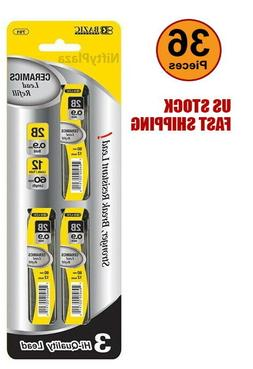 BAZIC 12 ct. 0.9 mm Ceramics High-Quality Mechanical Pencil