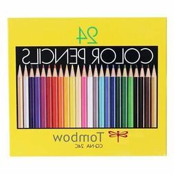 Tombow Color Pencils NQ Series 24 Colored Pencil Paper Case