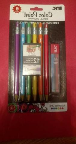 Colored Lead Mechanical Pencils