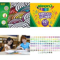 Crayola Colored Pencils, No Repeat Colors, School Supplies,
