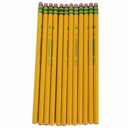 Dixon Ticonderoga Company Ticonderoga Pencil, with Eraser, N