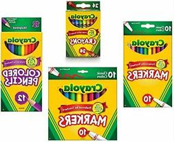 Crayola Crayons , Crayola Colored Pencils in Assorted Colors