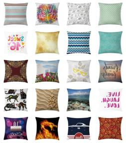 Ambesonne Cushion Cover Decor Throw Pillow Case in 7 Sizes