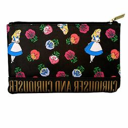 Loungefly Disney Alice in Wonderland Makeup Pencil Large Bag
