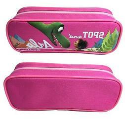 Disney The Good Dinosaur Pink Color Pencil Case Pencil Pouch