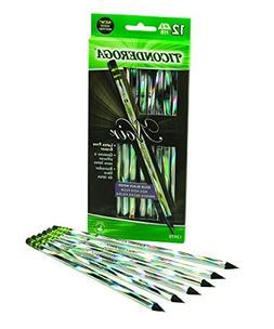 Dixon Ticonderoga Company Noir Pencils,w/Latex Free Eraser,2