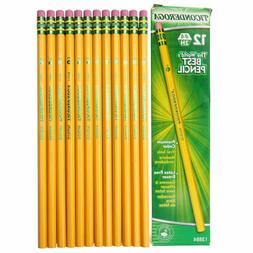 Dixon Ticonderoga Wood-Cased # 4 Extra Hard Pencils, Box of