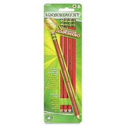Dixon Ticonderoga Erasable Checking Pencils, Eraser Tipped,