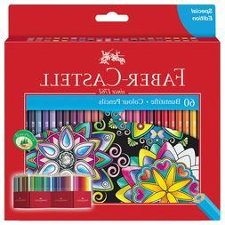Faber-Castell Classic Color Pencils Set of 60