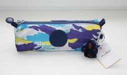 Kipling Freedom Pencil/Cosmetic Case - Splashy Crayon