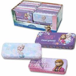 Disney Frozen Girl Tin Pencil Case Box For Girls Christmas B