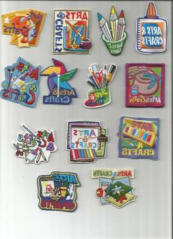 Girl / Boy Scout/Guides Patch/Crest/Badge  ARTS & CRAFTS