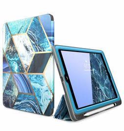 For iPad 6th Gen iPad 9.7 Case i-Blason Cosmo Full-Body Cove