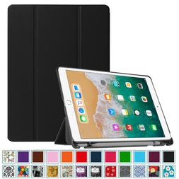 """For iPad Pro 10.5"""" 2017 Case Slim Shell with Apple Pencil Ho"""