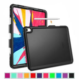 """For iPad Pro 12.9"""" 3rd Gen 2018 Silicone Case Cover with App"""