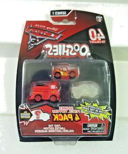 JAKKS OOSHIES Pencil Toppers. Disney Pixar CARS 3 Mini Figur