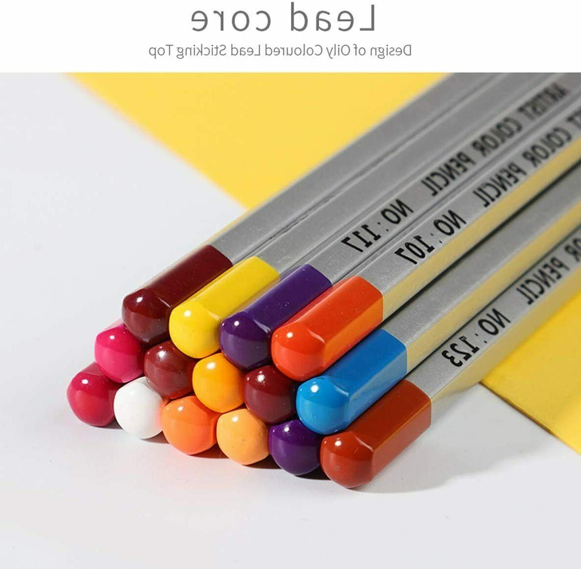 150 Pencils Set Drawing Artist Soft
