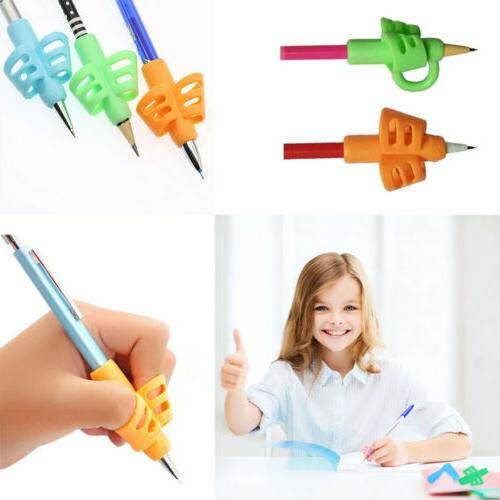3 Pcs Set Children Pencil Aid Grip Posture Correction