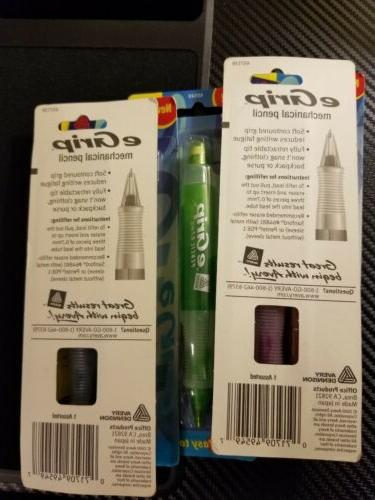5 Avery eGrip Pencil Easy To Grip