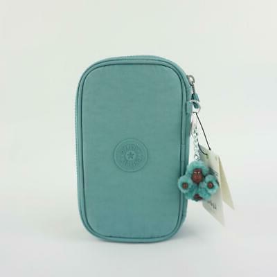 50 pens accessory pencil case aqua frost