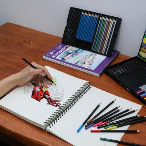 60pc Art Colored Set Kit