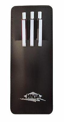 ALVIN XA579C DRAFT-LINE MECHANICAL PENCIL SET