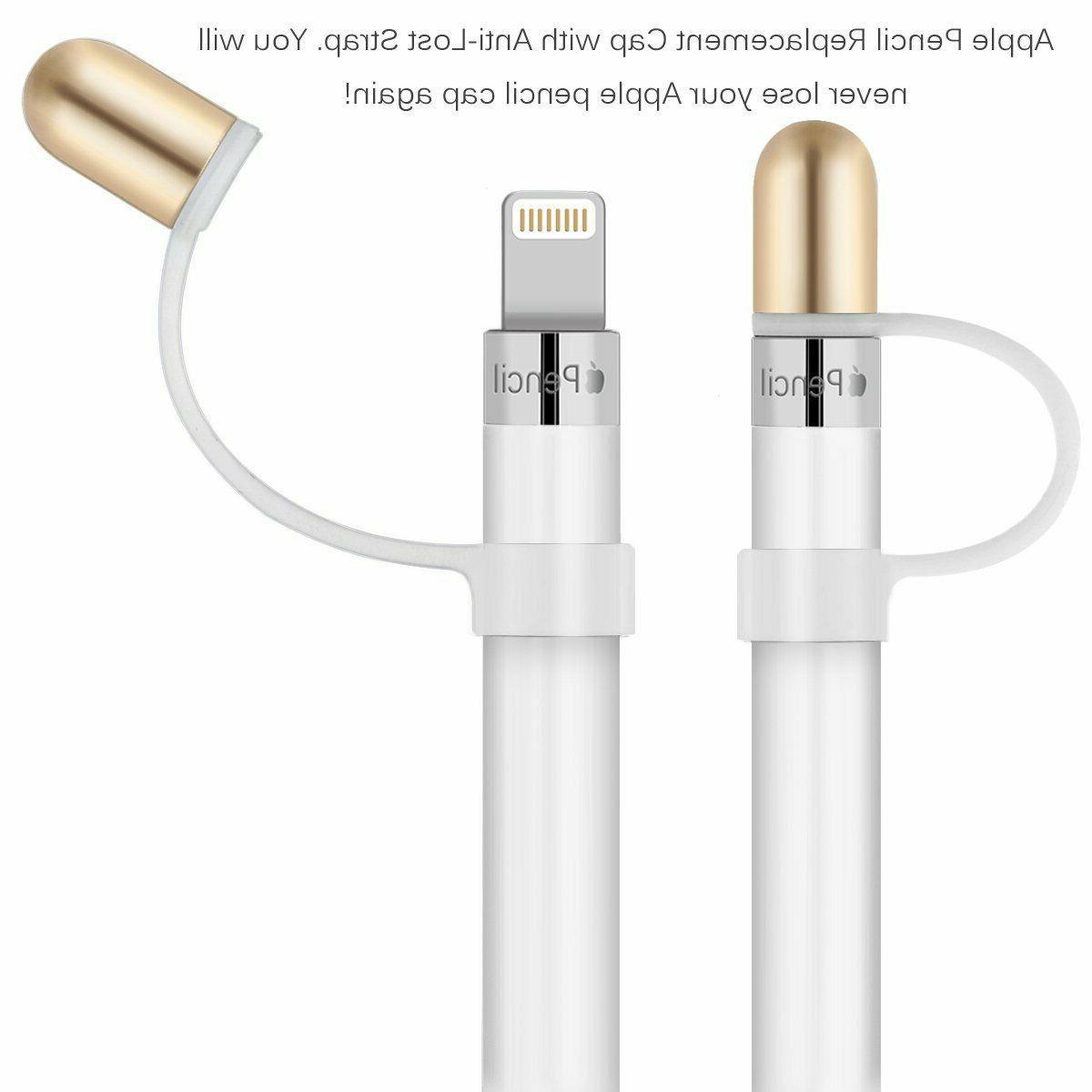 Apple Aluminum Replace Cap Silver