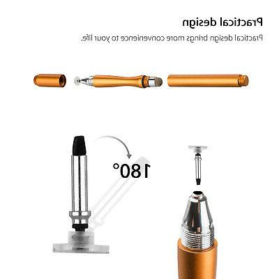 Capacitive Pen Touch Screen Stylus for iPad Cell Phone PC