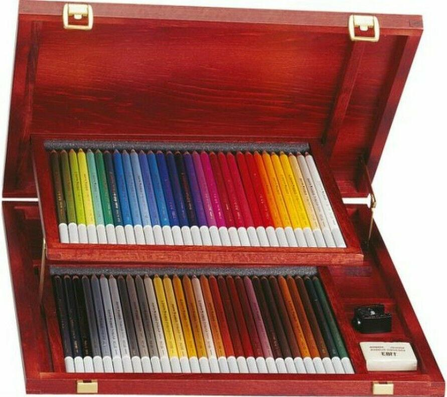 STABILO CarbOthello Artist Pastel Chalk Colouring Pencils ...
