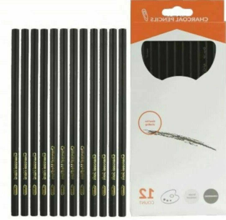 charcoal pencil kit