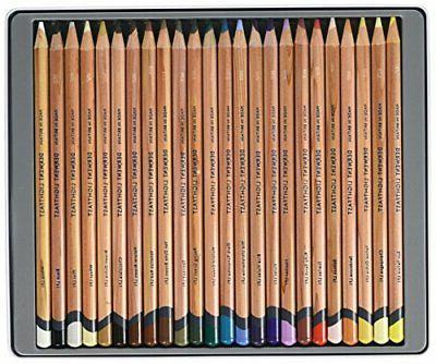 Derwent colored pencil light fast