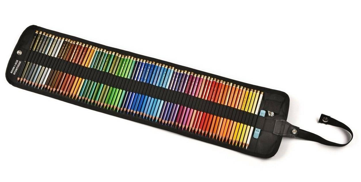 Coloured pencils POLYCOLOR 72 Modern scroll-pencil