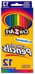 Ddi - Cra-Z-Art Colored Pencils 12 Count